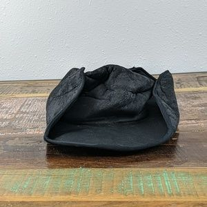 Pirate Hat Black One Size